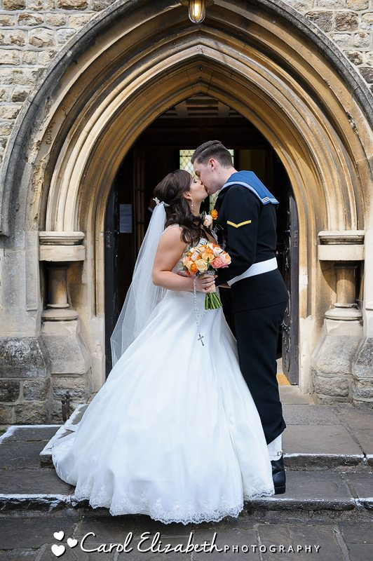 Church weddings in Abingdon