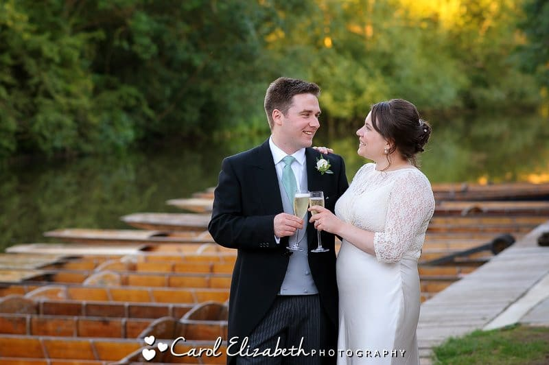 Cherwell Boathouse wedding photography