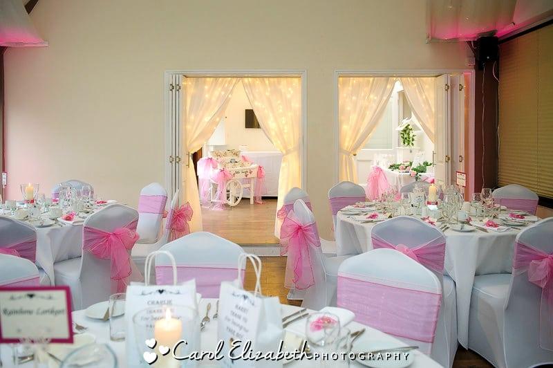Steventon House wedding reception
