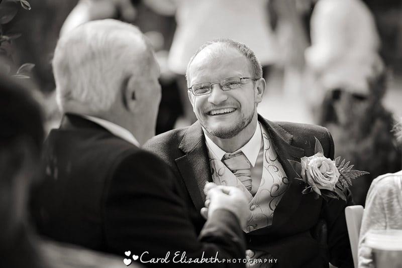 Reportage wedding photographerOxford