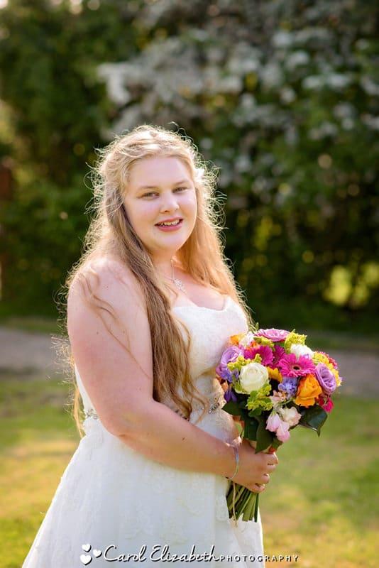 Earth Trust Wedding Photography at Fison Barn
