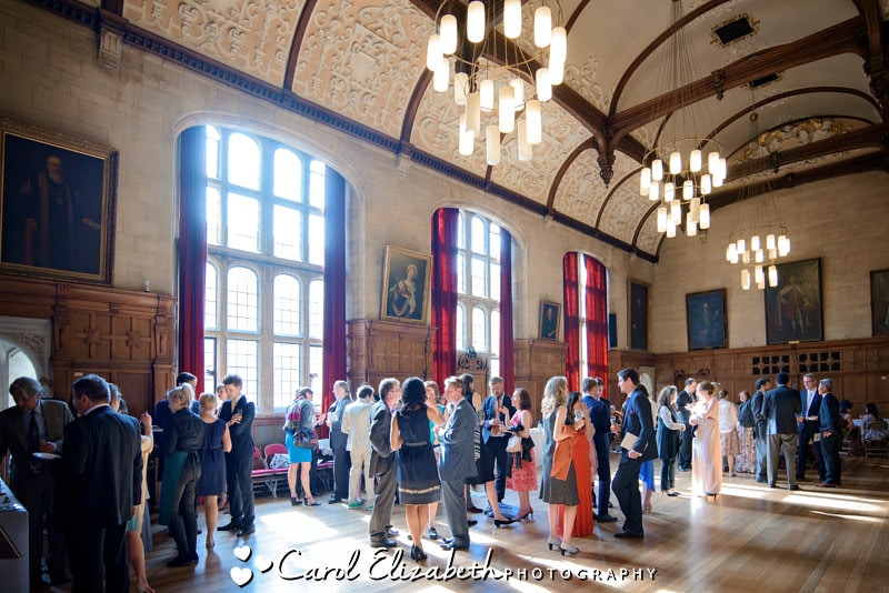 Weddings at Oxford Town Hall