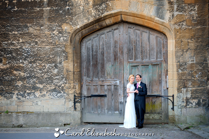 vintage oxfordshire wedding photography