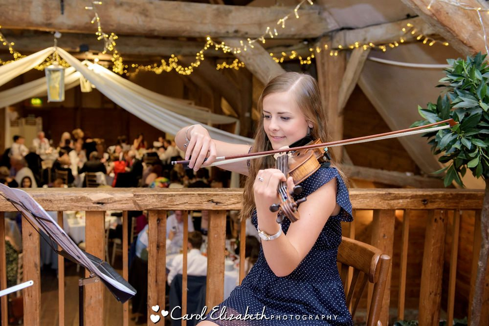 String quartet Oxfordshire weddings