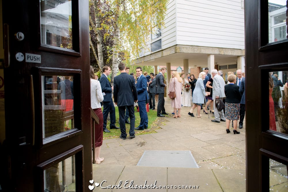 Christchurch Abingdon weddings