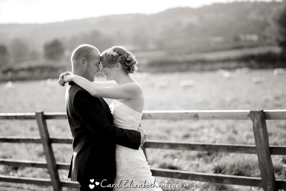 Natural wedding photography at Hyde House