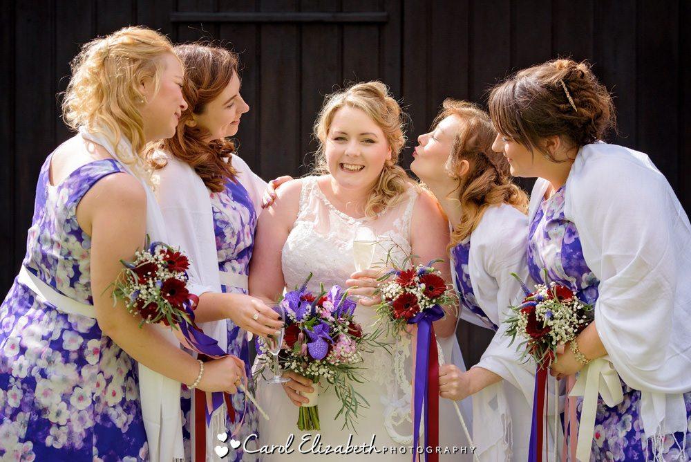 Lains Barn wedding photography