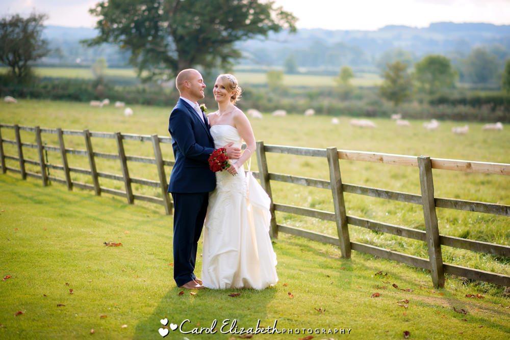 Wedding photography at Hyde Barn by Carol Elizabeth Photography