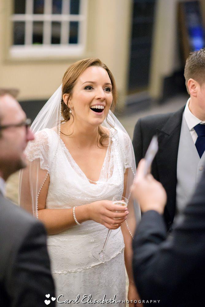Crown and Thistle Abingdon wedding photographer