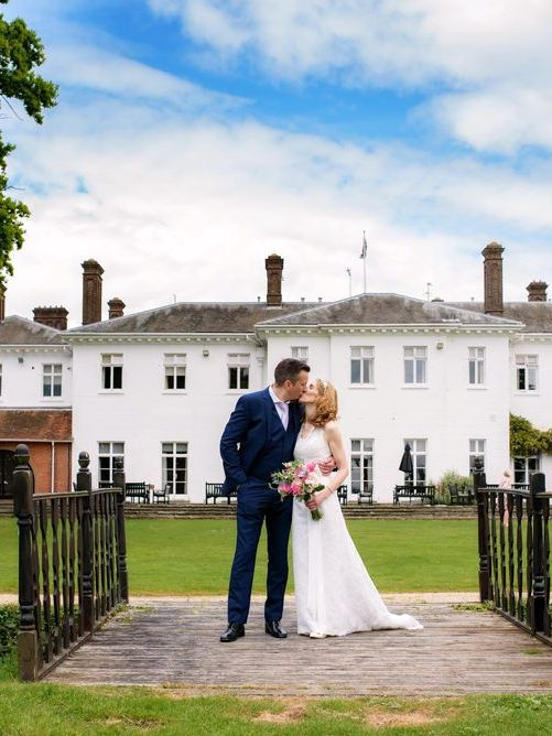 Milton Hill House wedding photographer