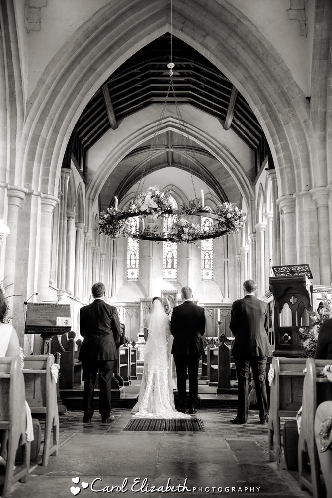 Church wedding ceremonies in Oxfordshire