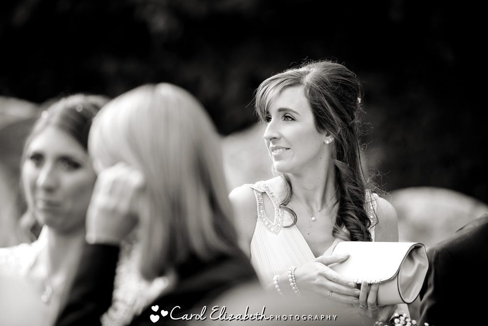 Candid wedding photography in Oxfordshire