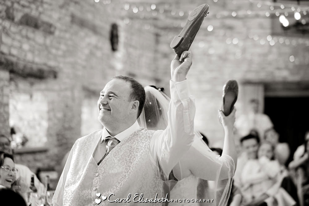 Capturing the emotion of a wedding day