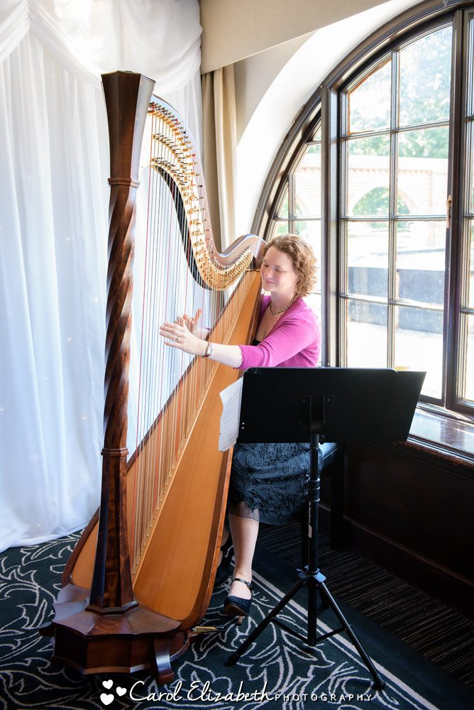 Jennifer Hill Harpist in Oxfordshire