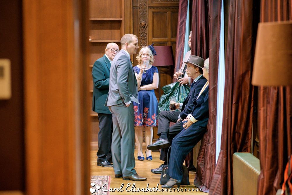 Documentary wedding photographer in Oxfordshire