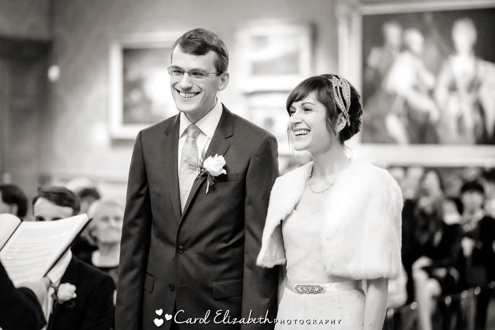 Wedding at The Ashmolean by Carol Elizabeth Photography