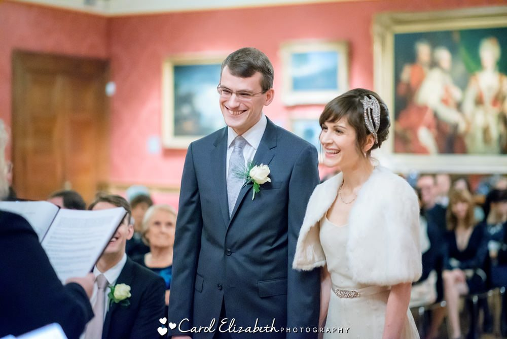Weddings at The Ashmolean by Carol Elizabeth Photography
