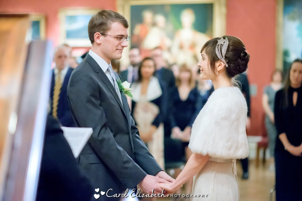 Wedding ceremonies at The Ashmolean Museum in Oxford