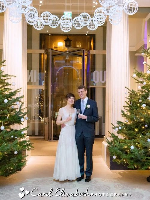 Christmas Wedding at The Ashmolean