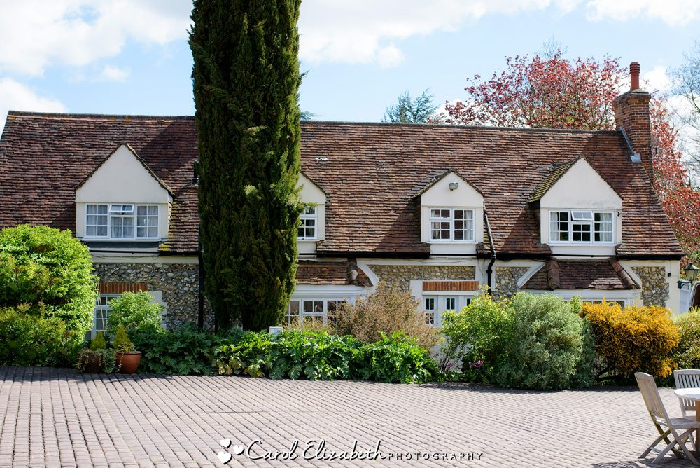 The Farmhouse at Old Luxters wedding venue