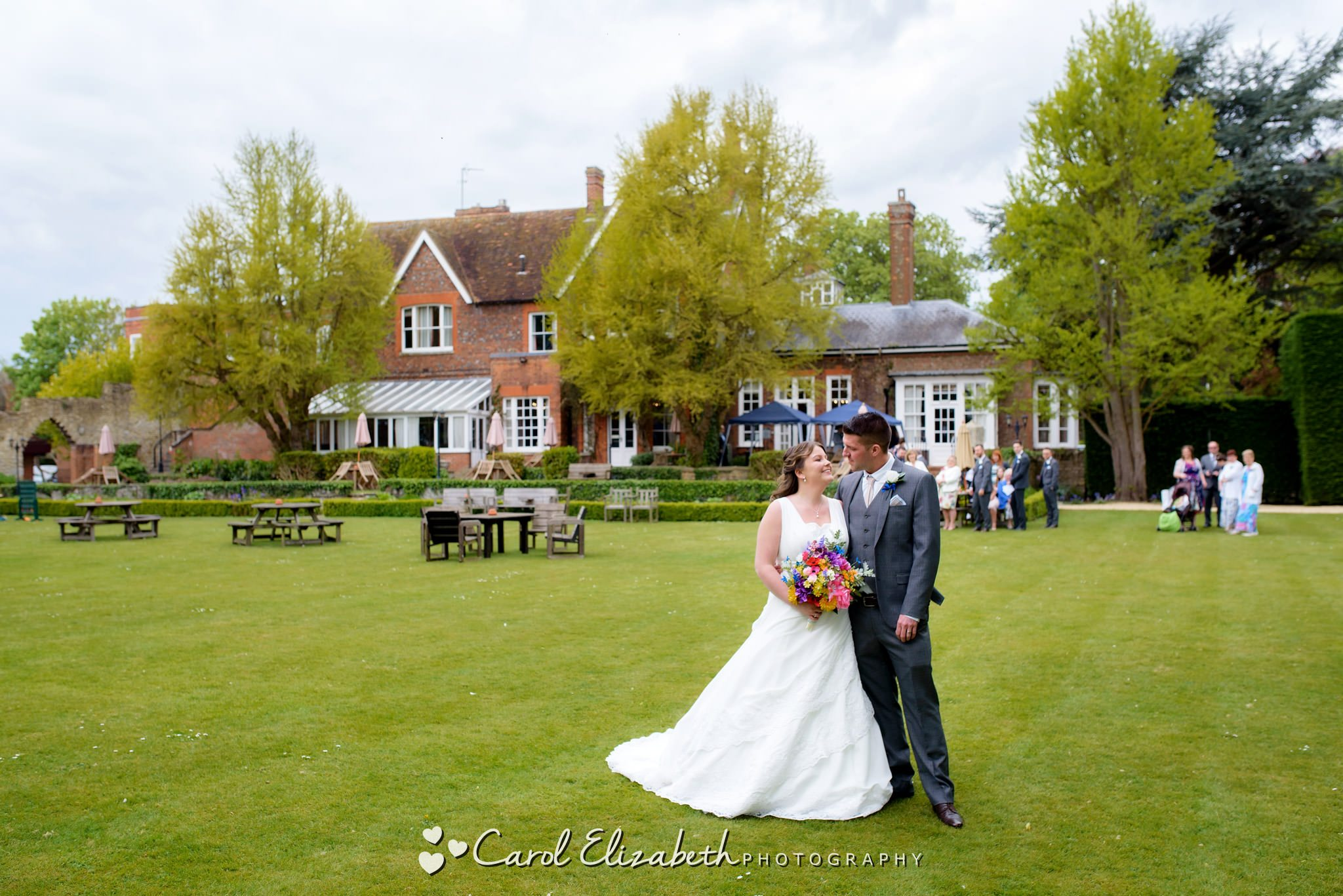 Coseners House wedding photographer in Abingdon