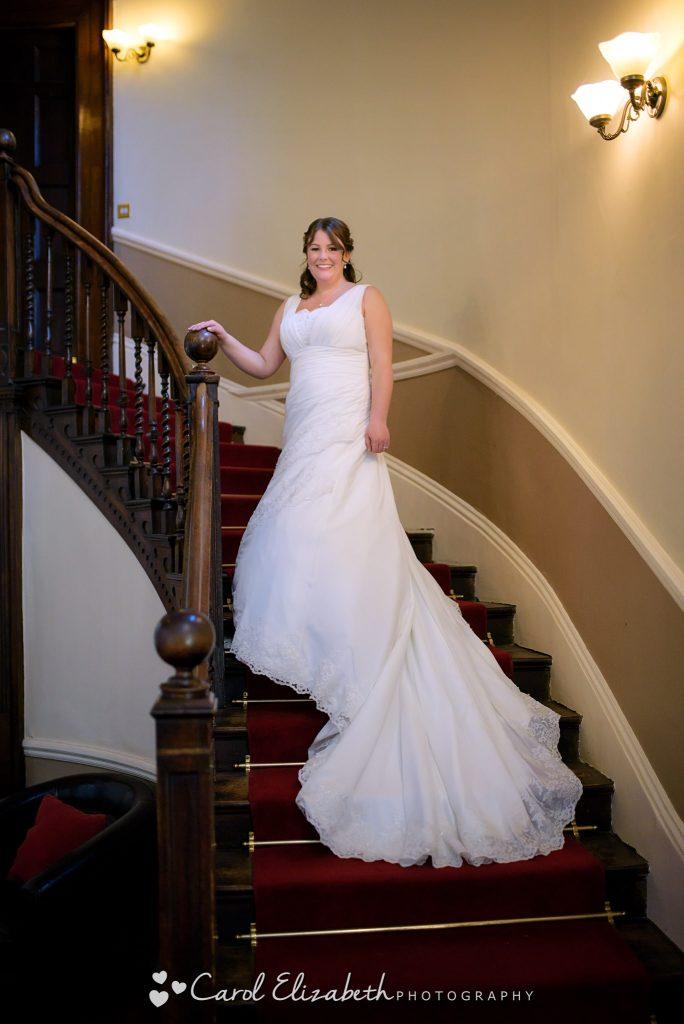 Coseners House wedding photographer