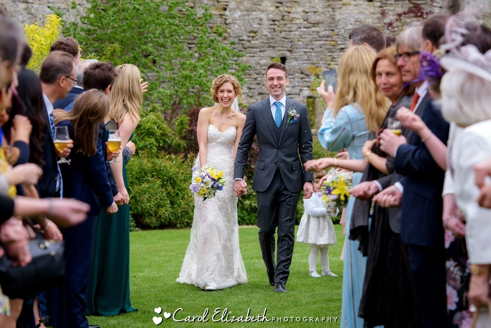 Weddings at Caswell House in Oxfordshire