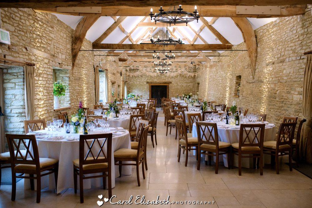 Caswell House wedding reception