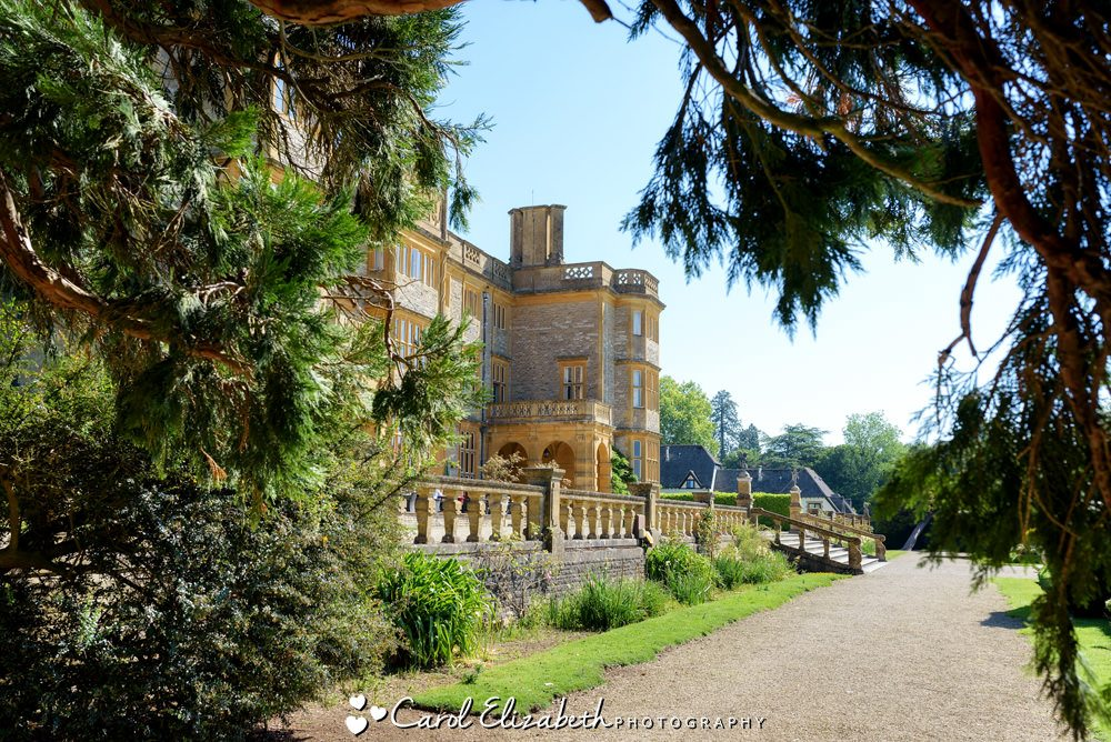 Eynsham Hall wedding venue