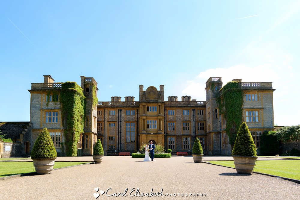 Wedding photography at Eynsham Hall