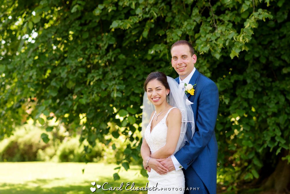 Summer weddings at Eynsham Hall