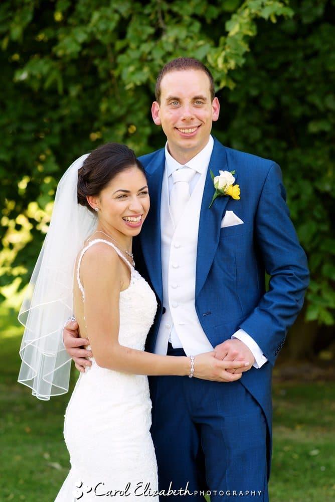 Eynsham Hall wedding photographers