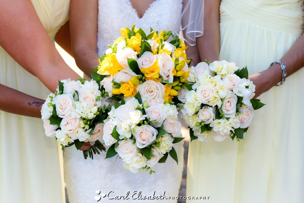 Bridal bouquets by Classic Flowers Witney