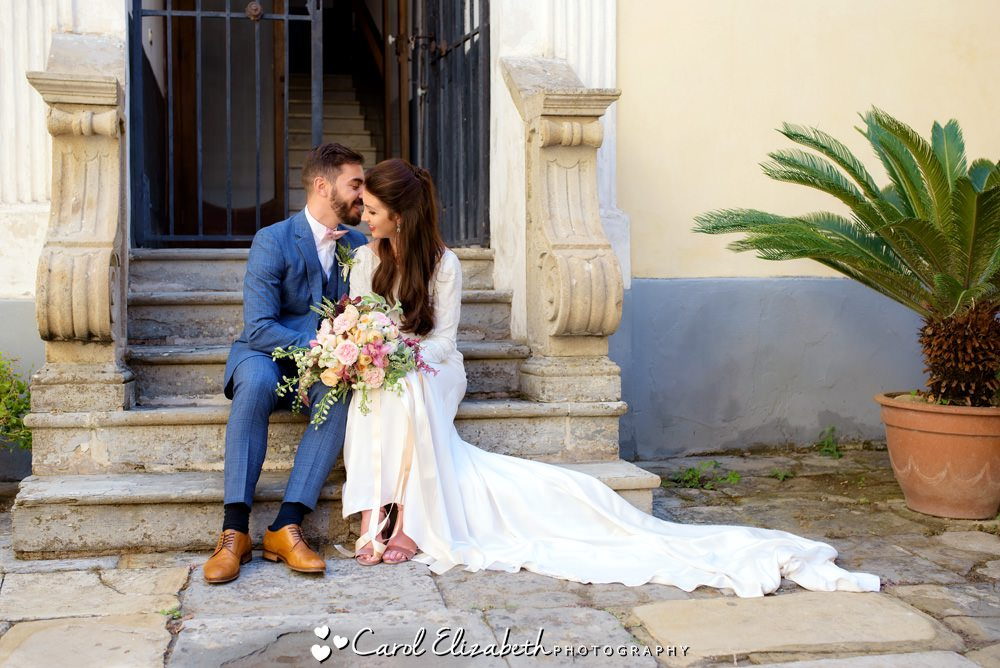 Santa Maria di Castellabate weddings