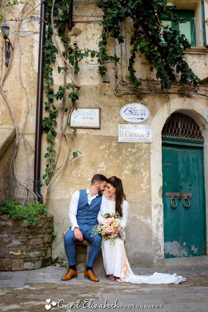 Santa Maria di Castellabate wedding