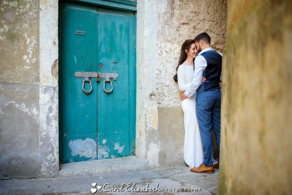 Romantic weddings in Santa Maria