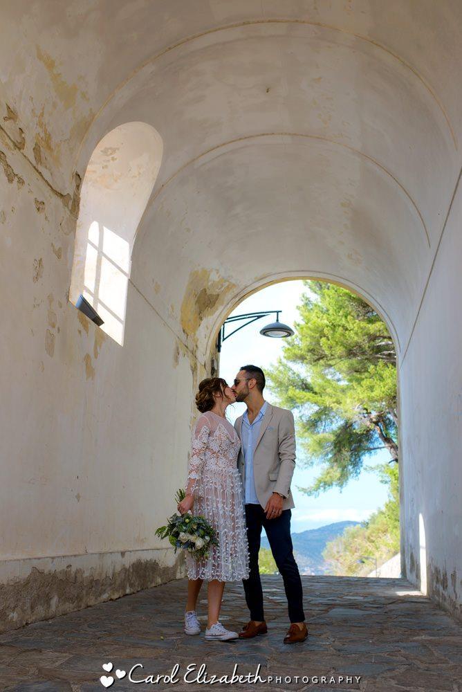 Destination wedding photos