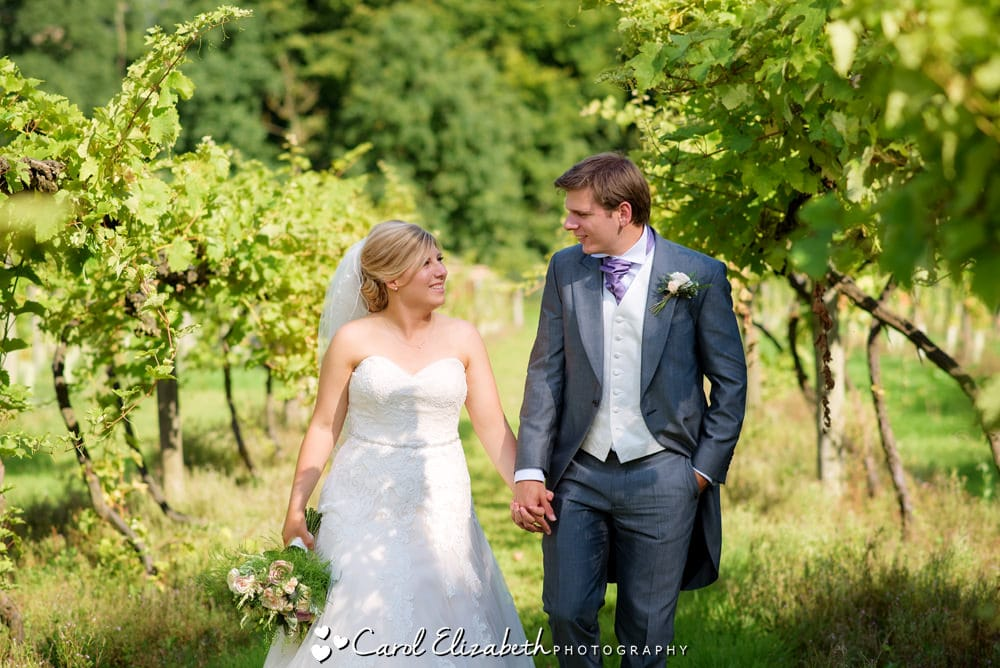 Weddings at Old Luxters Barn
