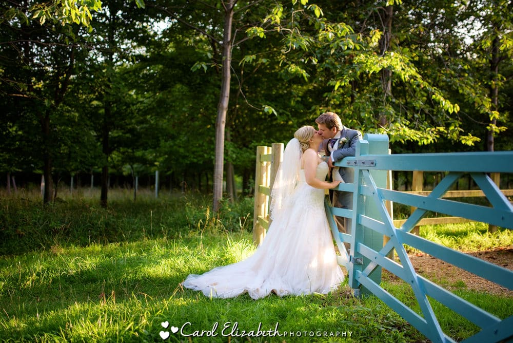 Old Luxters wedding photographer