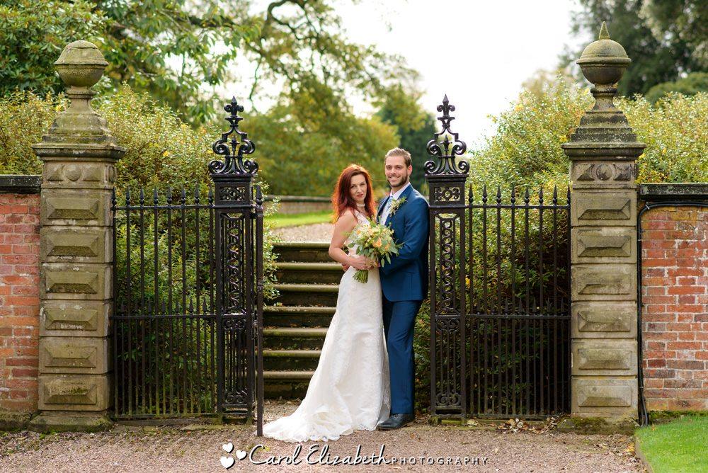 Weddings at Arley Hall
