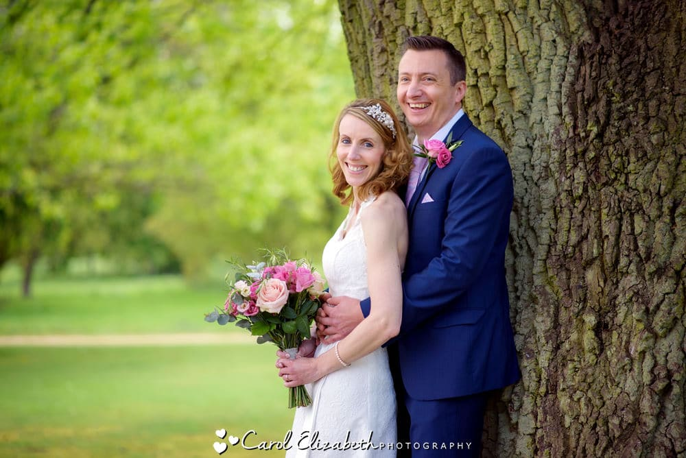 Wedding photography at Milton Hill House