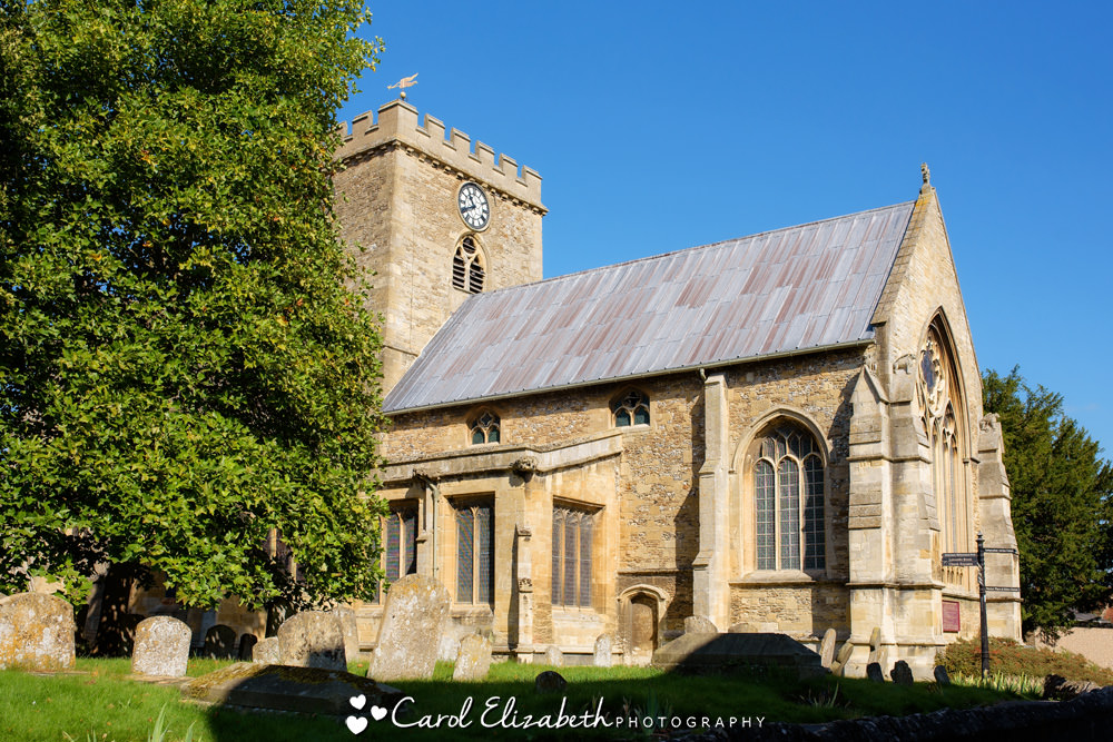 Wantage church wedding venue