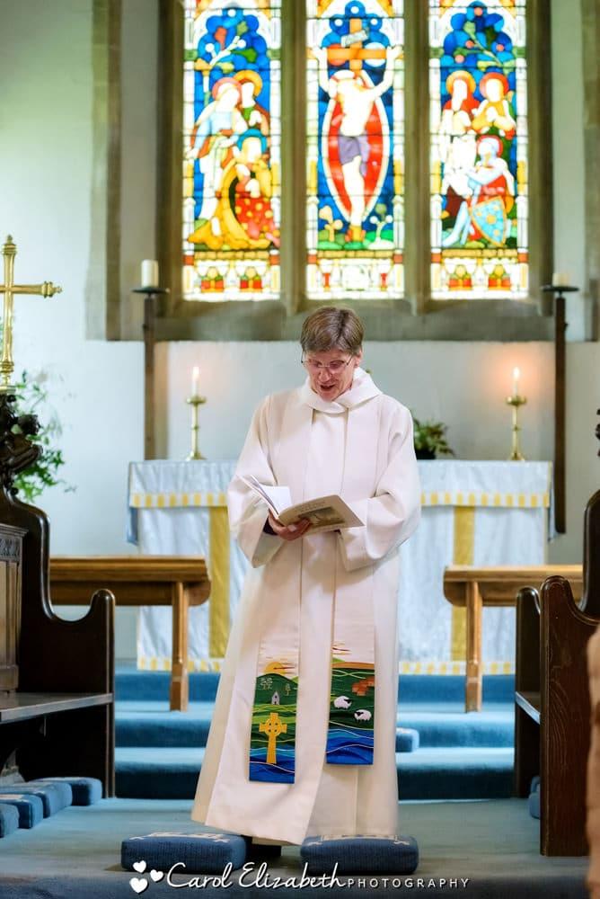 Church wedding photographer in Oxfordshire