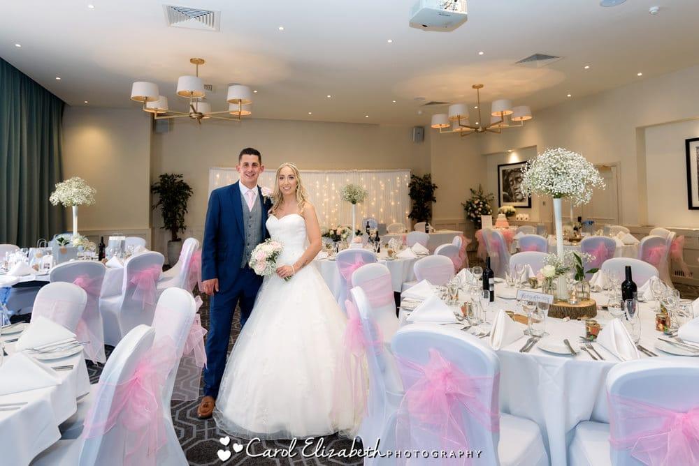 Milton Hill House wedding venue in Oxfordshire