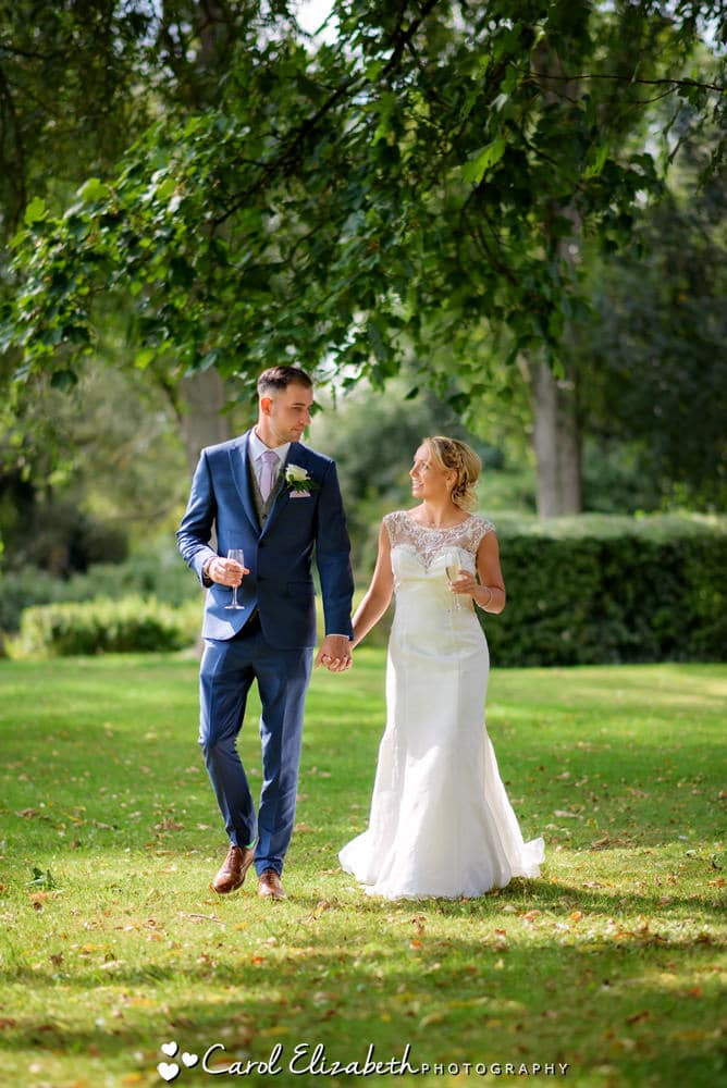 Wedding photographer in Oxford