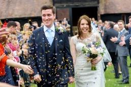 Weddings at Lains Barn