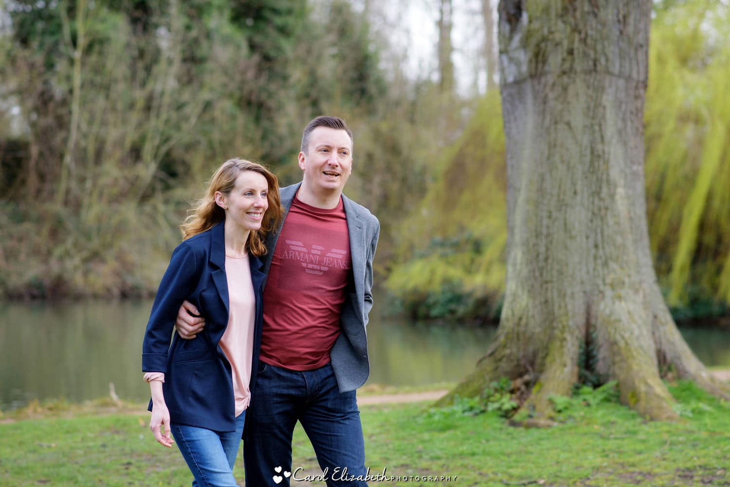 engagement photography in Oxfordshire