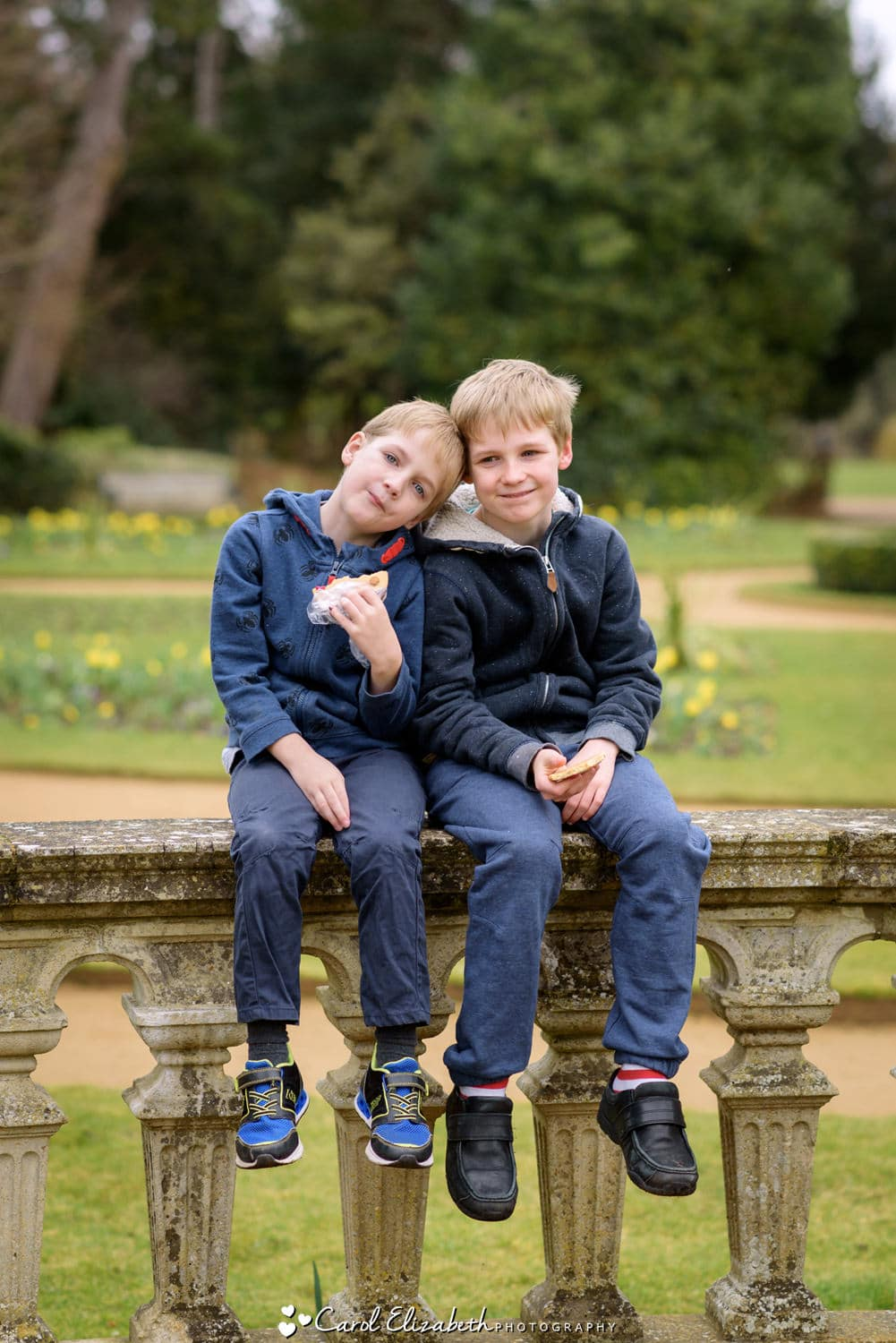 Natural childrens portraits Abingdon