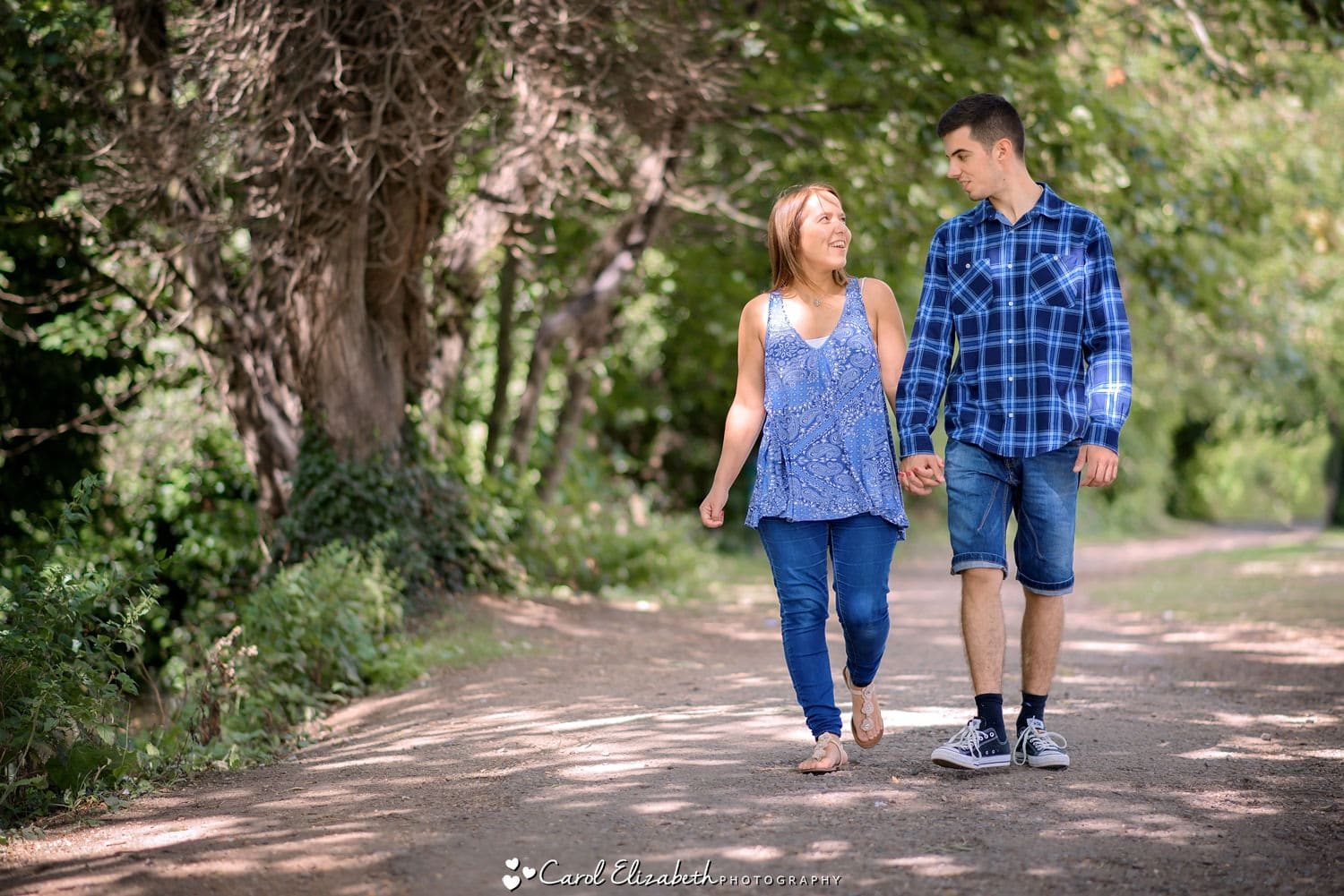 Outdoor family photography Abingdon