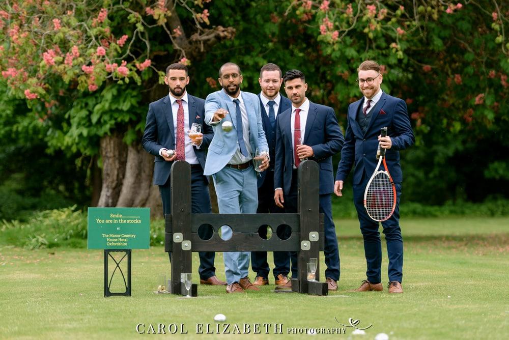 Unposed wedding photographer in Oxfordshire